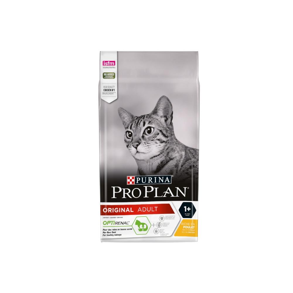 Pro Plan Gato - Original Adulto Frango 9kg + 1kg Oferta