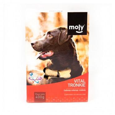 Moly - Biscoitos Recheados 400gr (2 + 1 OFERTA)