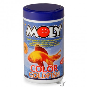 Moly - Color GoldFish / Peixes de Água Fria 55gr