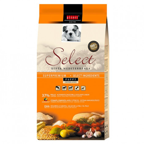 (Stock-OFF) SELECT DOG Super Premium - Puppy Medium 800gr + 1 OFERTA