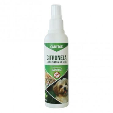 CANITEX - Loção Citronela (Protetor Insectos) 200ml
