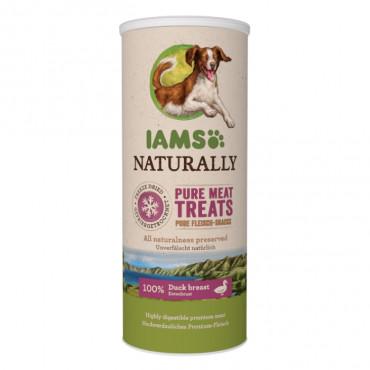 IAMS Dog Naturally - Freeze Dried Pato