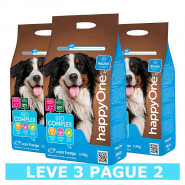 happyOne - Cão Adulto (Leve 3 e Pague 2)