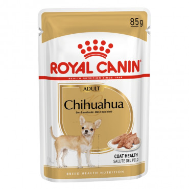 Royal Canin Chihuahua Cão Adulto em mousse