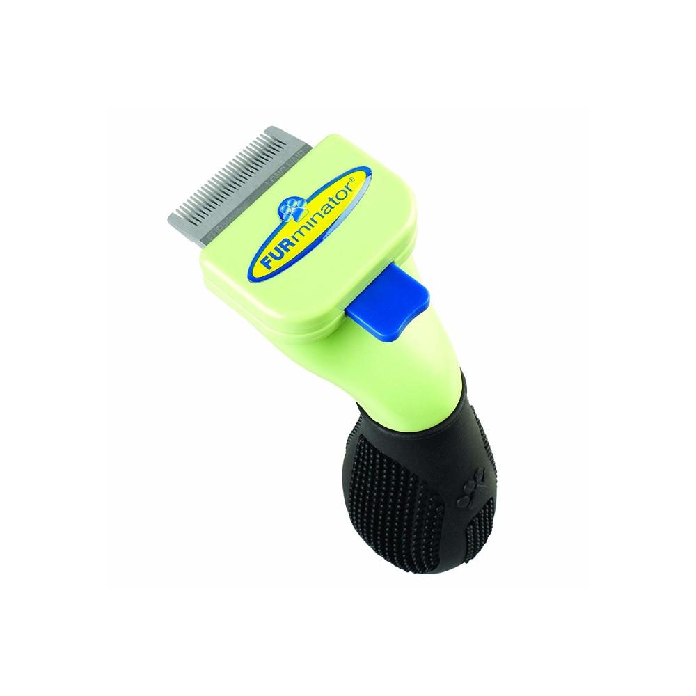 Escova Desembaraçadora FURminator para Cão de Pêlo Curto