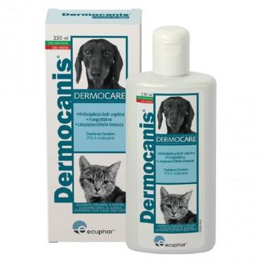 Dermocanis Champô Dermocare para cão e gato