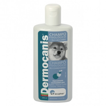 Dermocanis - Champô Pêlo Comprido Espesso 250ml