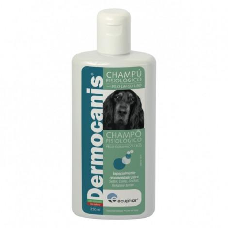 Dermocanis Champô Pêlo Comprido Liso para cão
