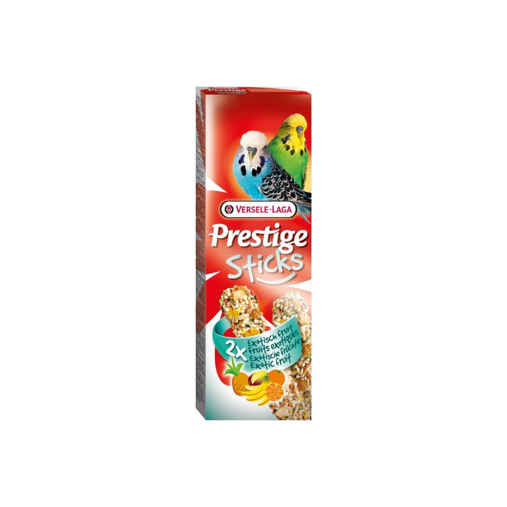 Sticks Periquitos - Fruta Exótica 2x30gr