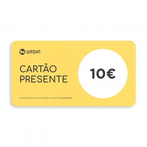 Cartão Presente Goldpet 10€