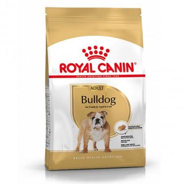 Ração para cão Royal Canin Bulldog 12kg