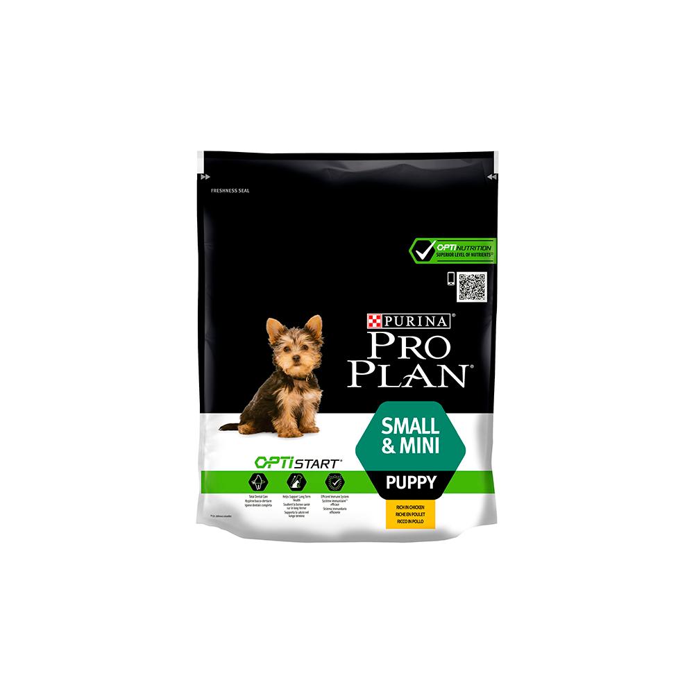 (Stock-OFF) Purina ProPlan Cão Small & Mini Puppy 7Kg