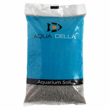 Aqua Della Areia de Quartzo Cinzenta 2-3mm
