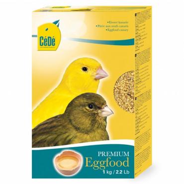 Duvo+ Papa de Ovo Amarela para Canários 1kg