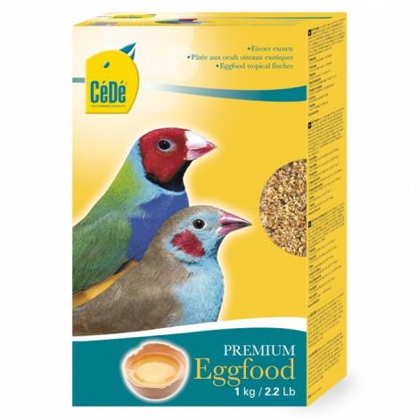 CéDé Papa de Ovo para Aves Exóticas 1kg