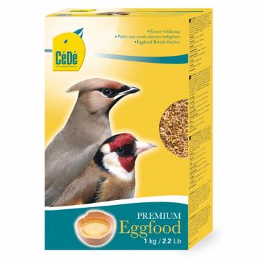 Duvo+ Papa de Ovo para Aves Silvestres 1kg