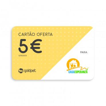 Cartão Oferta - Casa Esperanza