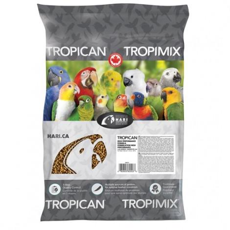 Grânulos Tropican de Alto Desempenho para Papagaios 11,34kg