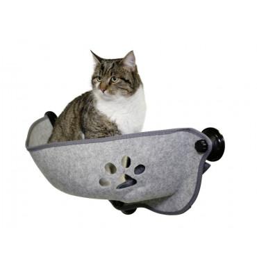 Kerbl Cama de Janela para gatos Filzino