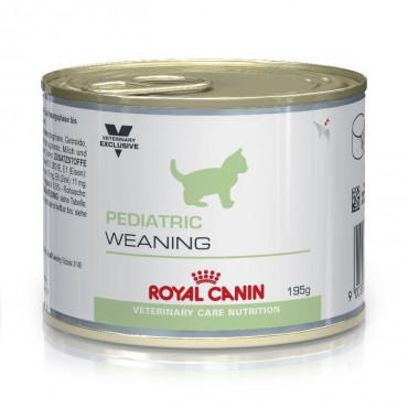 Ração para Gato Royal Canin Pediatric Weaning Húmida 195gr