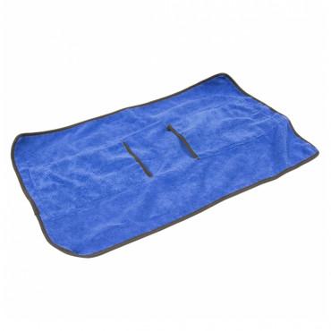 Duvo+ Toalha de microfibra para cão