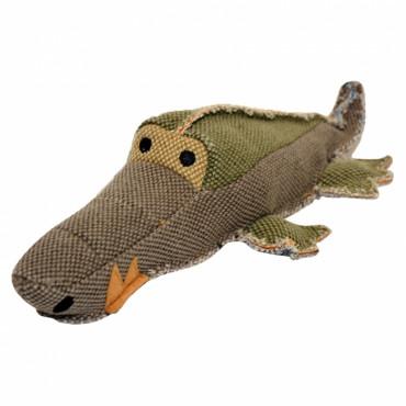 Duvo+ Crocodilo em Tecido para cão