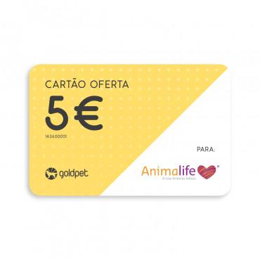 Cartão Oferta - Animalife