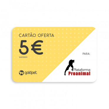 Cartão Oferta - Plataforma Proanimal