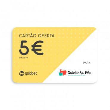 Cartão Oferta - Quintinha ABC