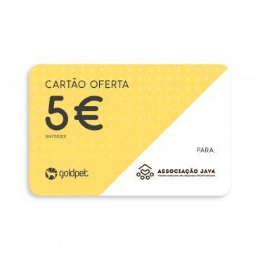 Cartão Oferta - Associação JAVA