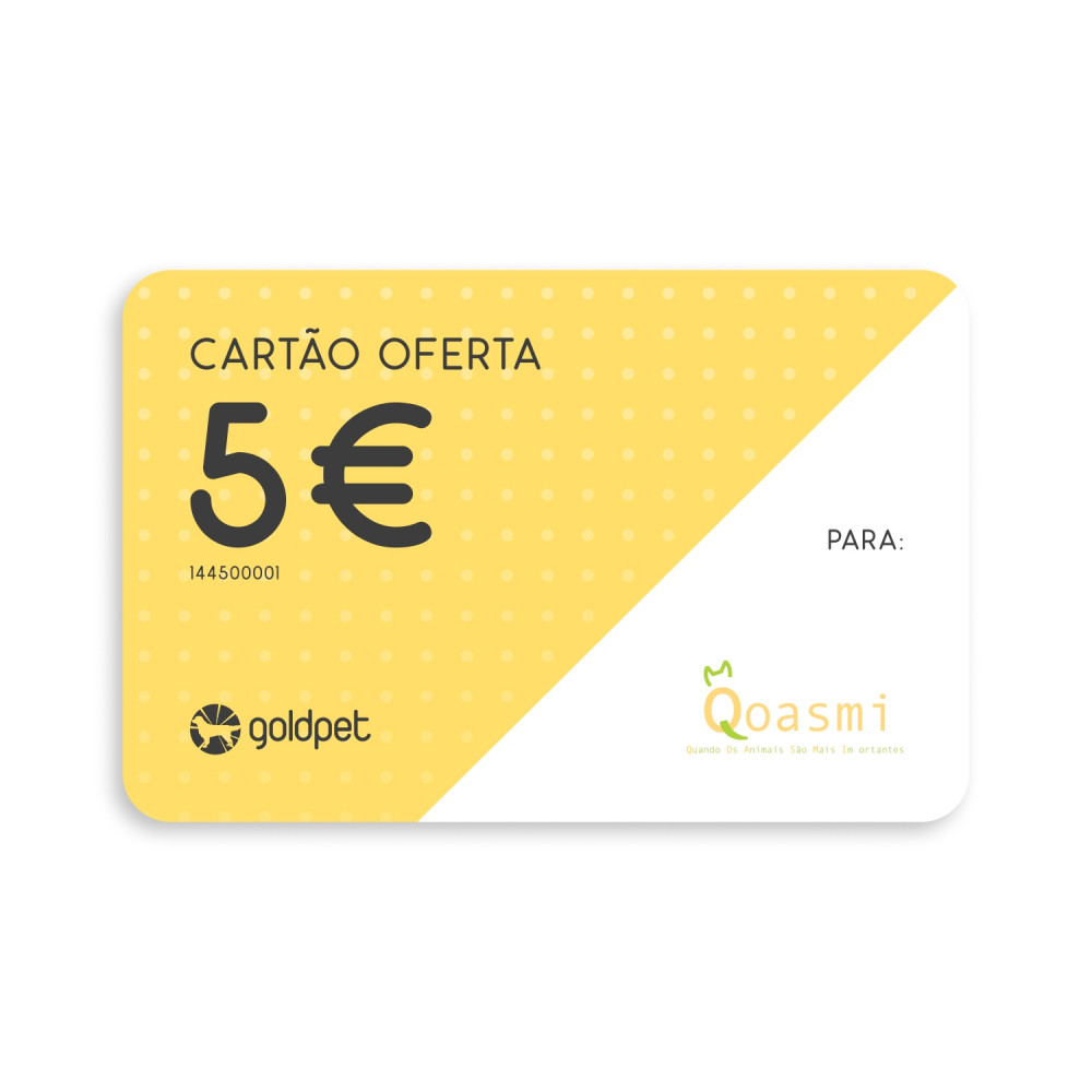 Cartão Oferta - Qoasmi