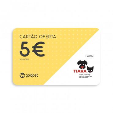 Cartão Oferta - TIARA Associação Tiarama