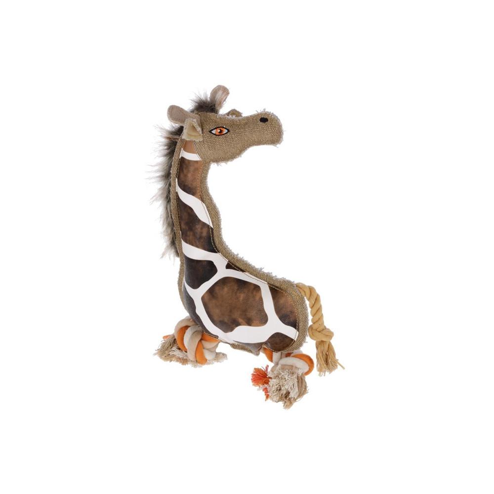 Kerbl Girafa Gina Brinquedo para cão