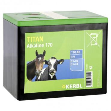 Kerbl Bateria Alcalina Titan