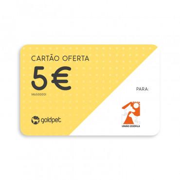 Cartão Oferta - União Zoófila