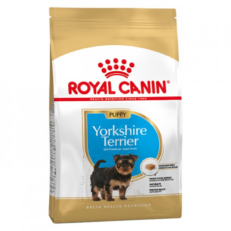 Royal Canin Yorkshire Terrier Cão Puppy