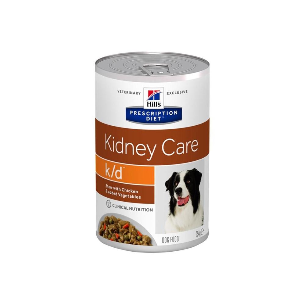 Hill's Prescription Diet k/d Canine Ração Húmida Frango e Legumes para cão