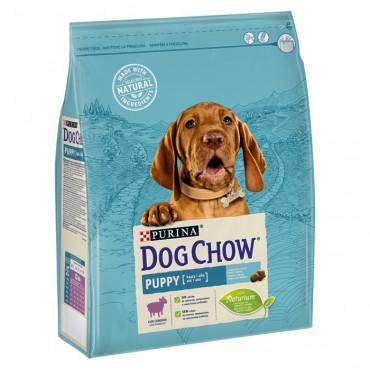 Dog Chow Cão Puppy Cordeiro