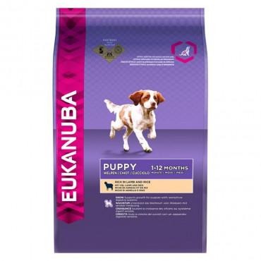 Eukanuba - Puppy Small/Medium Breed Borrego 12Kg
