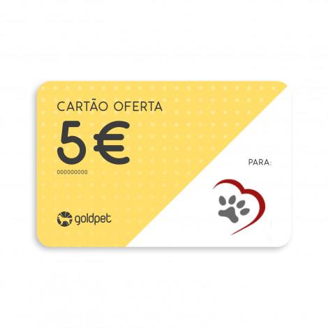 Cartão Oferta - Amigos da Bicharada de Elvas