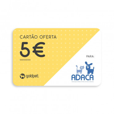 Cartão Oferta - ADACA