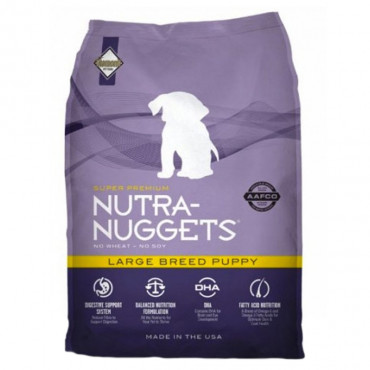Nutra-Nuggets Cão Puppy Large Breed