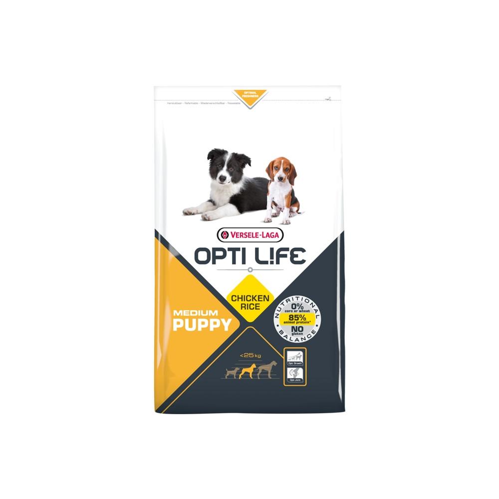 OPTI LIFE - Puppy Medium