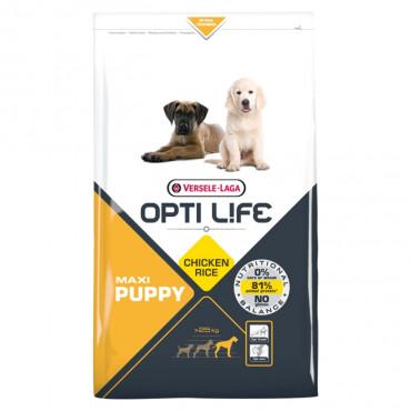 Opti Life Cão Puppy Maxi Frango