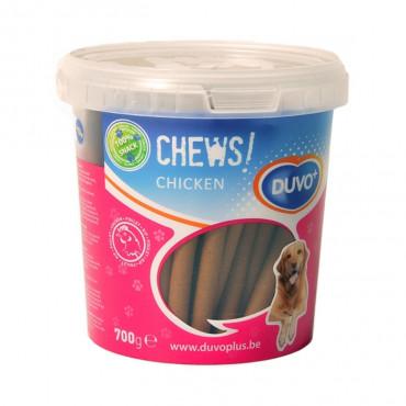 Duvo+ Snack de frango em rolo