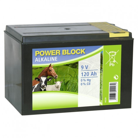 Kerbl Power Block Alcalina