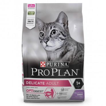 Pro Plan Delicate Optidigest Gato adulto - Peru