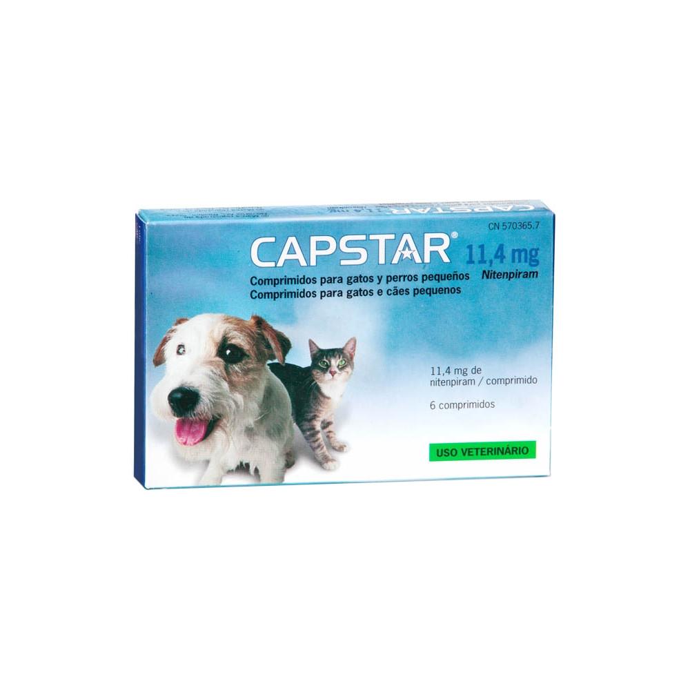 CAPSTAR - 11,4mg