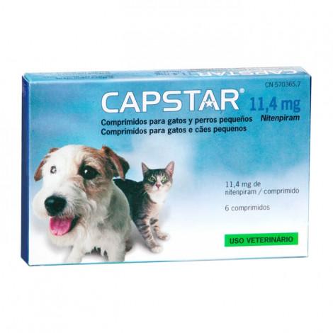 CAPSTAR 11,4mg