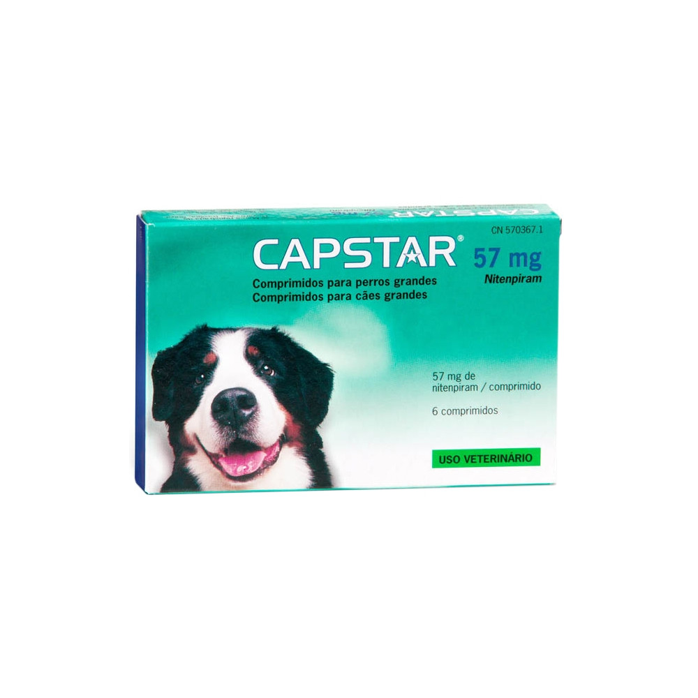 CAPSTAR - 57mg